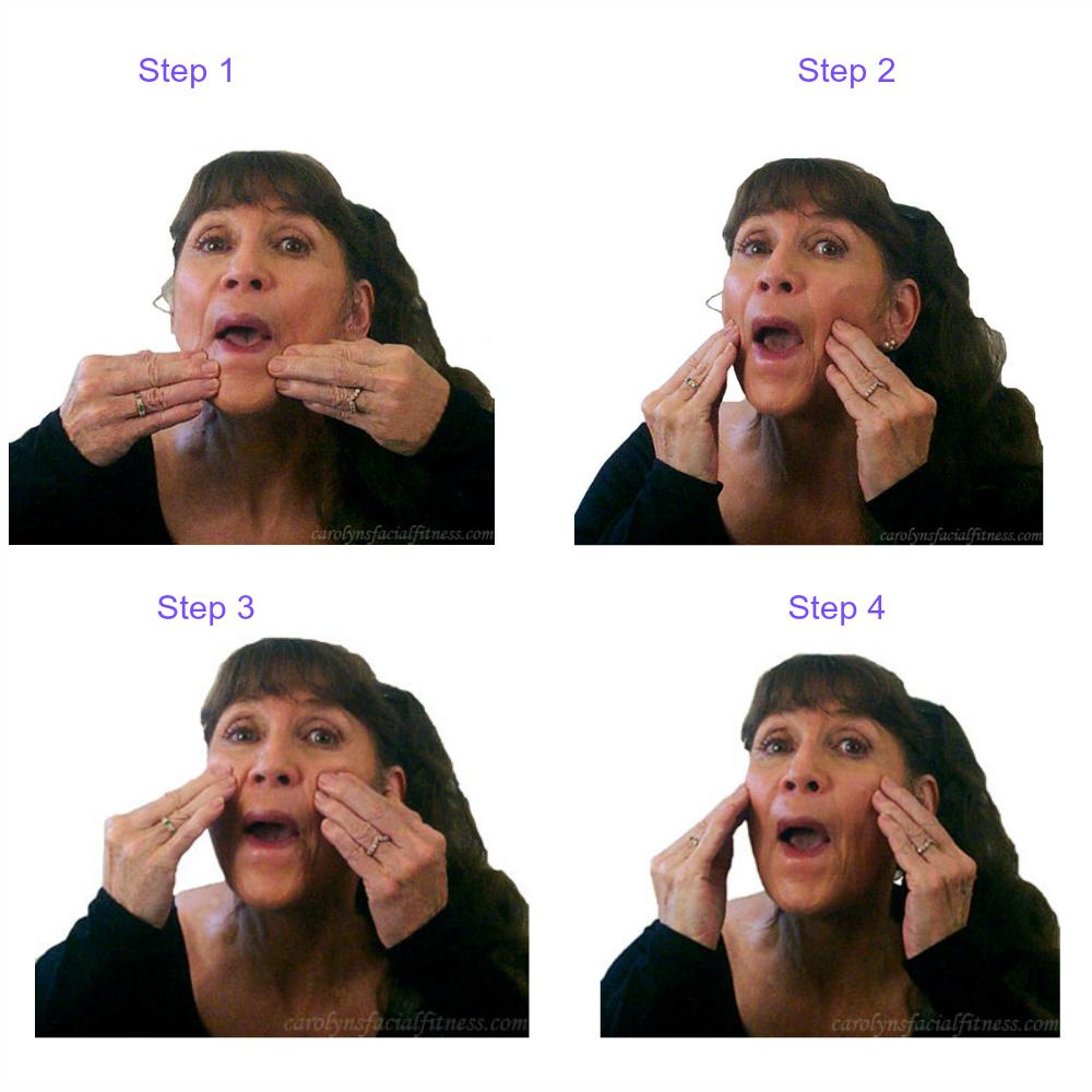 face exercise bonus massage