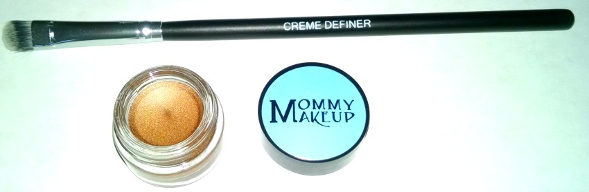 eyeliner cream Golden Caramel Mommy Makeup