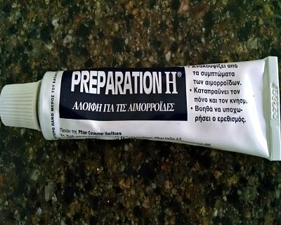 Preparation H Original for puffy eyes