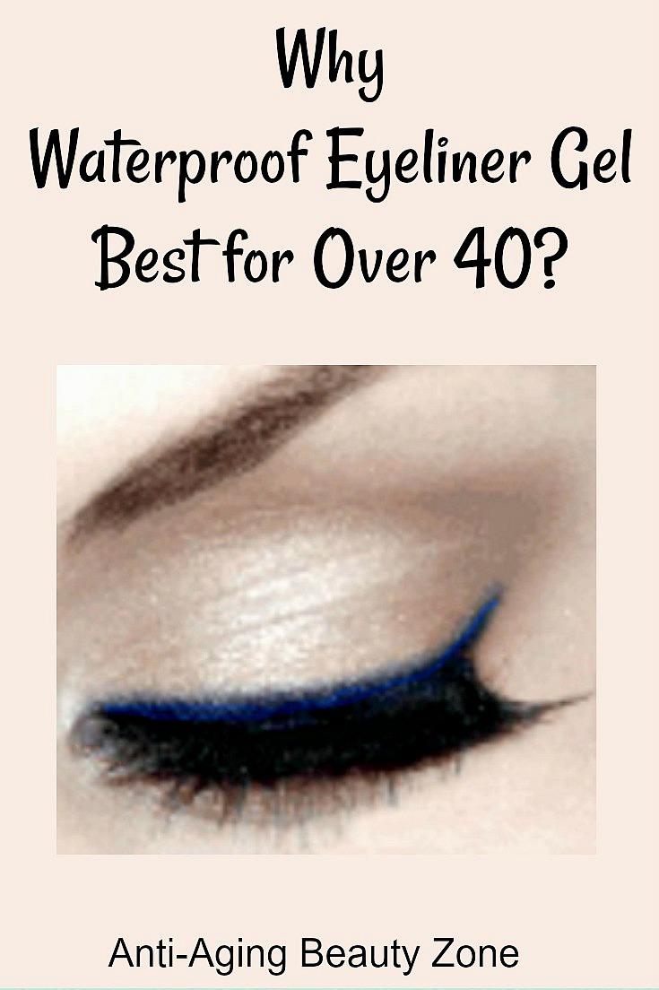 best eyeliner gel for women over 40