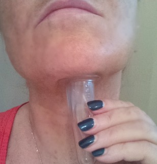 face eye cupping